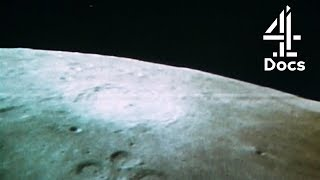 Apollo 11's First View of the Moon