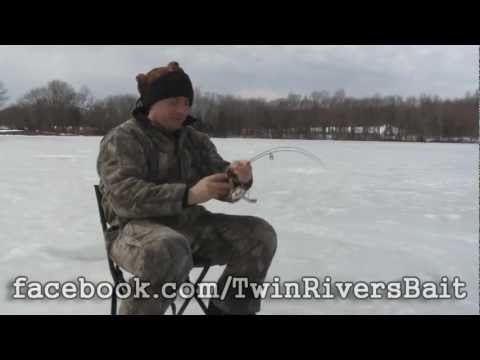 Ice Fishing New Jersey Stone Tavern Lake TRBT