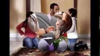 تامر حسني & مي عز الدين من فيلم عمر و سلمى