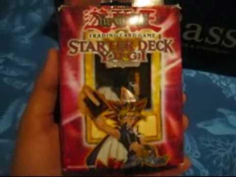 Yugioh Yugi Starter Deck Opening Yu-gi-oh Starter Deck Yugi