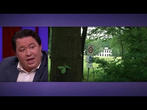 "Omgeving TBS-kliniek Michael P. ""harstikke onguur"" - RTL LATE NIGHT 