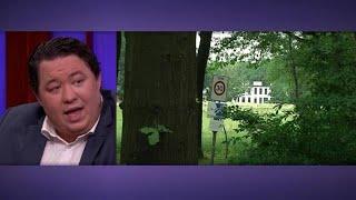 """Omgeving TBS-kliniek Michael P. """"harstikke onguur"""" - RTL LATE NIGHT"""