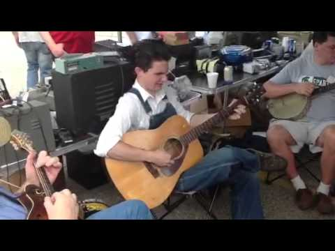 Dayton Hamvention Bluegrass 2013 part 1