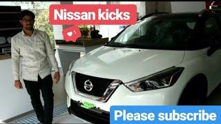 Nissan kicks Nissan kicks interior 360°camera full information best in class features most detailed 