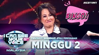 [FULL] I Can See Your Voice Malaysia (Musim 3) Minggu 2 - Stacy Anam | #ICSYVMY