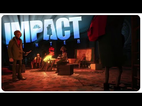 NEW RADIOTOWER FOUND, FOOD CRISIS!   Impact Winter Gameplay Part 4