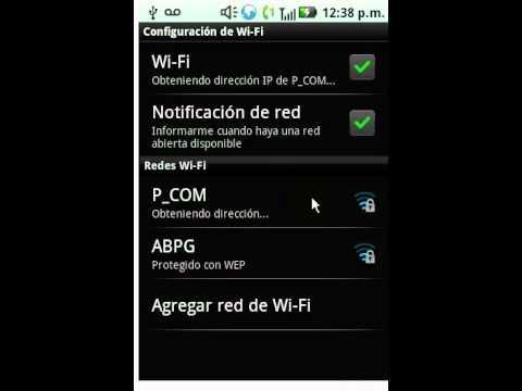 Motorola i1 - Actualizacion de Software