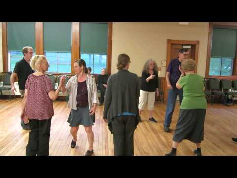 Randolph School House Dance 1