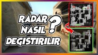 Cs: GO - Daha İyi Oyun İçin Radar Nasıl Değiştirilir ?