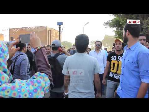 رصد | أبرز الحضور في جنازة الحقوقي أحمد سيف