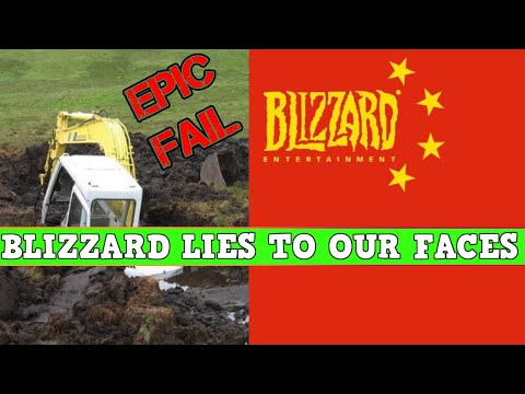 Blizzard Issues HORRIBLE Statement & I React LIVE With Mark Kern!