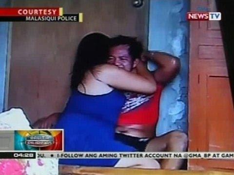 Lalaki sa Pangasinan, nang-hostage ng asawa sa kagustuhang makita ang kanilang mga anak