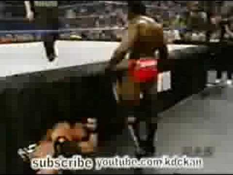 Stone cold VS. Booker T. Music Videos