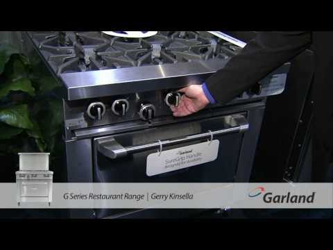 Garland G Series Restaurant Range Overview