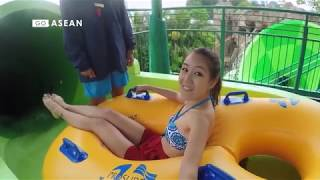 GO Tripping Adventure Cove Waterpark, Singapore