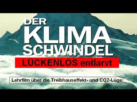 LÜCKENLOS entlarvt -  Klimawandel - Klimaschwindel - Lehrfilm über die Treibhauseffekt- und CO2-Lüge