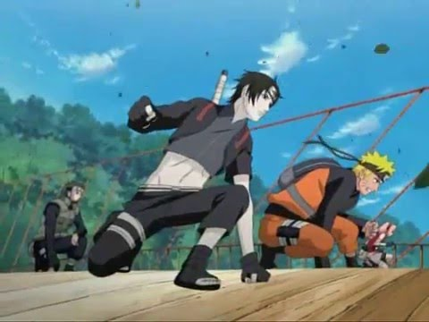 Naruto Vs Orochimaru 1°parte video