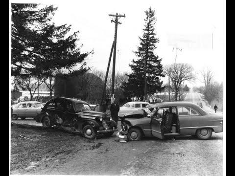 Vintage Auto Wrecks