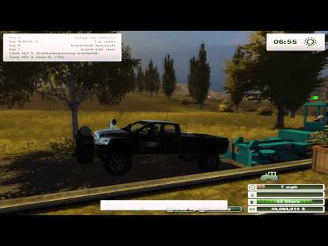 Farming Simulator 2013 Mod Spotlight :: Trucks And Barns