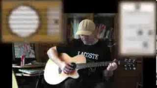 Love Me Tender - Elvis - Acoustic Guitar Lesson