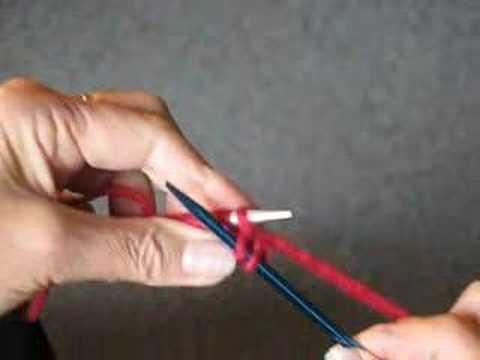 0 Knitting Stitches Video
