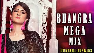 download lagu Nonstop Bhangra Mashup 2018 - Punjabi Bhangra Dj Remix gratis