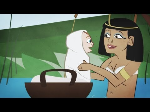 Moses and the Passover Story - The Kids Version