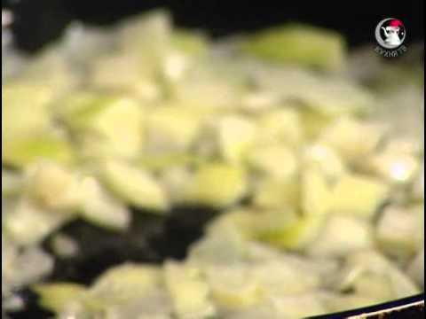 Мужская Еда - 153 - Тушеные овощи с колбасками чоризо