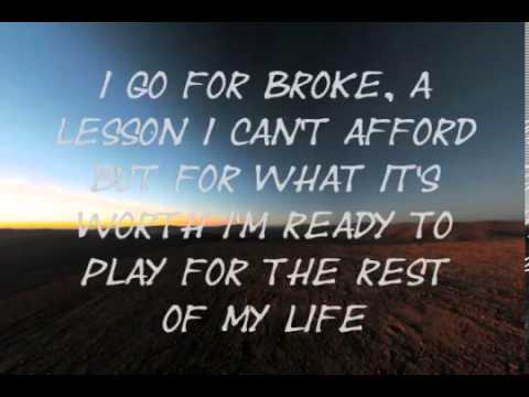 Ludacris - Rest Of My Life - Lyrics video