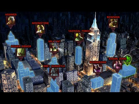 Marvel Avengers Alliance - Chapter 12 Mission 2 w/ Epic Boss