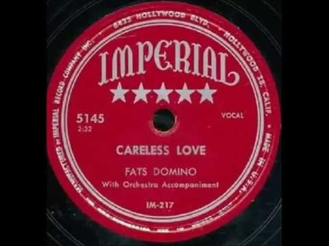 Fats Domino - Careless Love