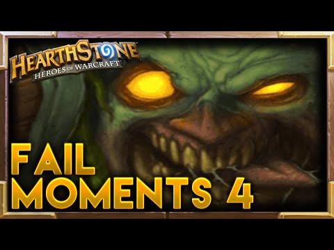 Hearthstone   Best Fail Moments 4