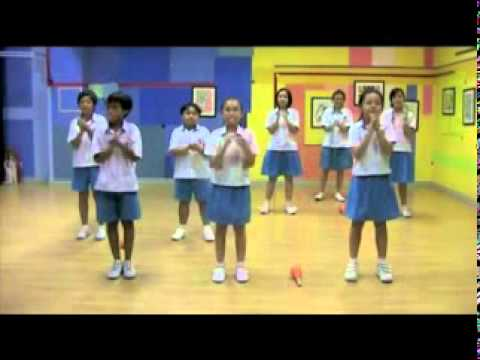 Chicken Dance Music.mpg video