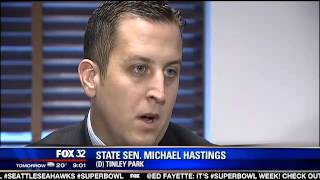 FOX 32 News Chicago - IL senator fights to make `revenge porn` a felony