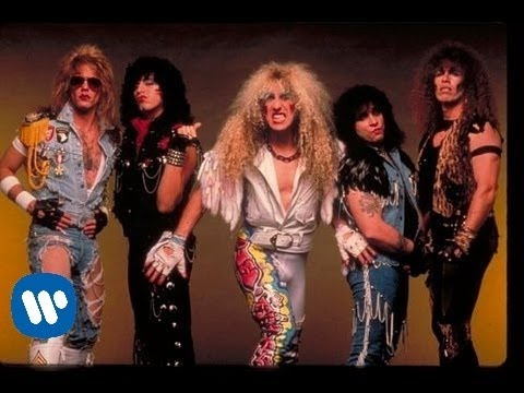 Twisted Sister - We're Not Gonna Take It (official Video) video