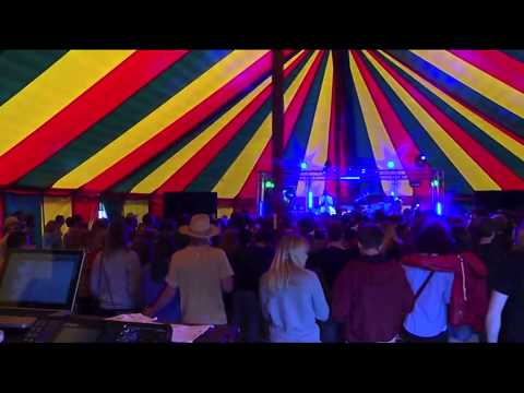 "Theme Park - ""Milk"" live at Truck 2012"