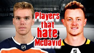Connor McDavid/His Top 6 HATERS