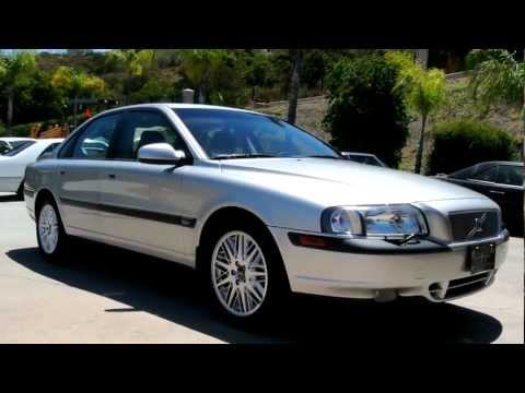 Volvo S80 T6 Executive 1 Owner 16.000 Original Miles MINT Car Guy Video Review