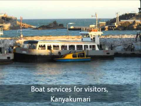 Kanyakumari Travel Guide - Tamil Nadu, India