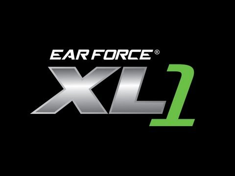 Turtle Beach® Ear Force­­® XL1 - Xbox Gaming Headset - FEATURES VIDEO