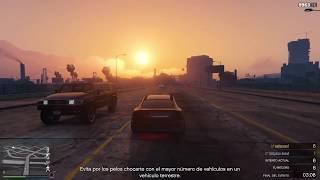 EVITA CHOCAR POR LOS PELOS GANADOR TURISMO RAIDEN Grand Theft Auto V PS4 GAMEPLAY