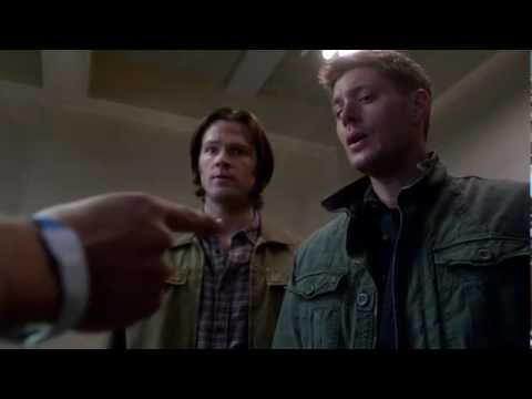 Pull my finger - Supernatural