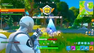 Fortnite: Chapter 2 is HERE! (Gameplay)
