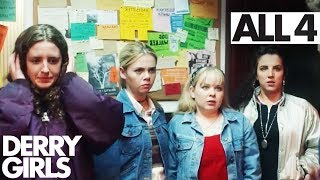 Funniest Moments from Derry Girls!