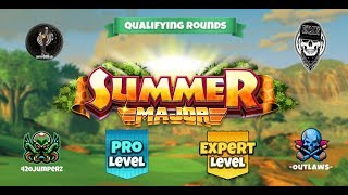 Golf Clash - Summer Major - Pro and Expert Qualifying