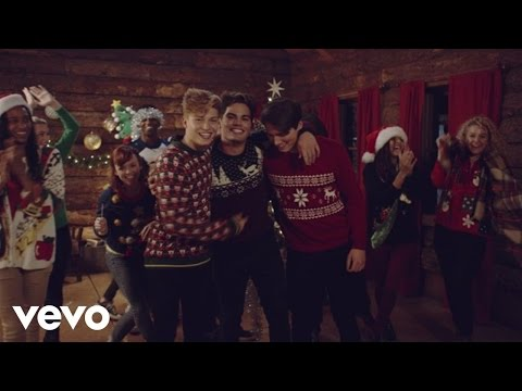 Forever In Your Mind - Celebrate (It's Christmas) (Official Video)