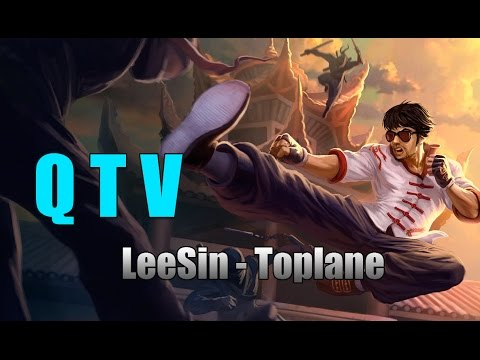 [video]QTV - Leesin Top ft. Tik Sivir ADC