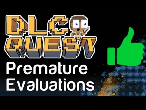 DLC Quest Premature Evaluation