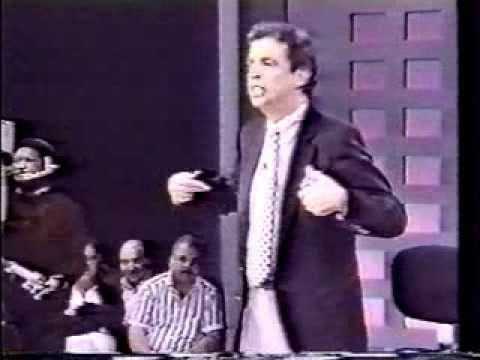 The Morton Downey Jr. Show - Smoker's Rights/Tobacco Debate