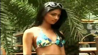 Mohenjo Daro Actress Pooja Hegde Hot Photoshoot I Bikini Photoshoot HD